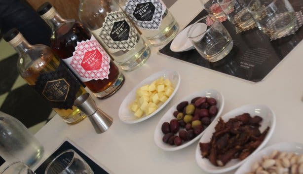 Woodstock Gin Co. Tasting