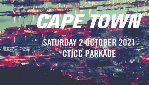 Golf GTI 8 (Cape Town Poster)