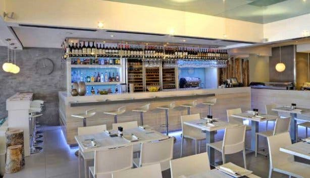 Mezepoli Wine Bar in Camp's Bay