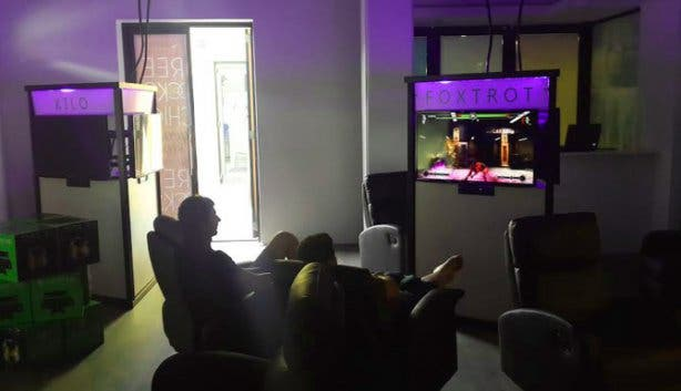 The 360 Lounge Video Gaming Cape Town