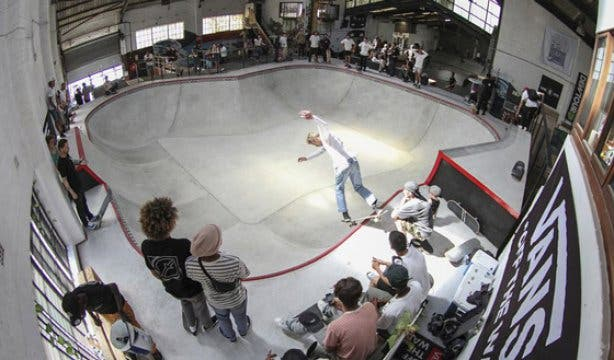 The Shred Indoor Skatepark