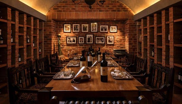 Vintage Wine and Venison - 3