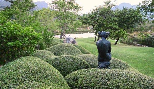 Dylan Lewis Sculpture Garden 4