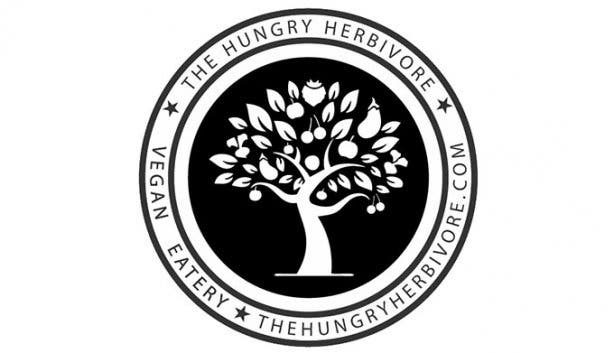 The Hungry Herbivore Logo