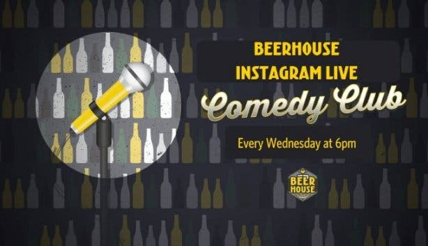 Beerhouse comedy club