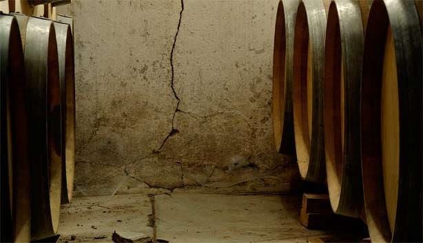 Knorhoek Wine cellar