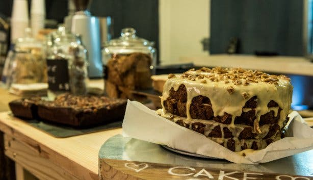 The Cookie Yard Cafe in Observatory Cape Town