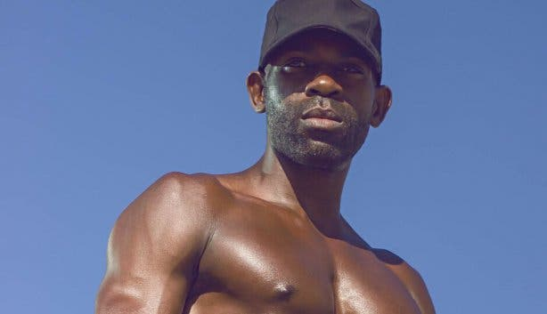 Freddy Djanabia Actor, Model Cape Town