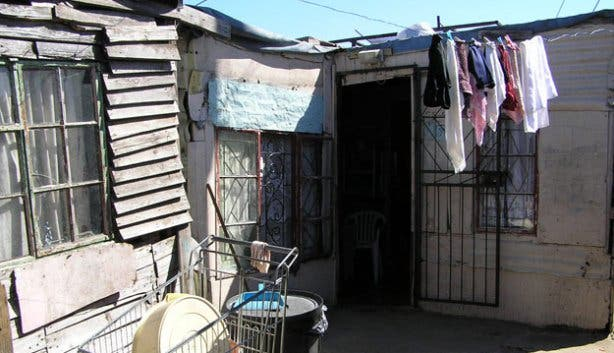 Camissa Township Tour Informal Settlement