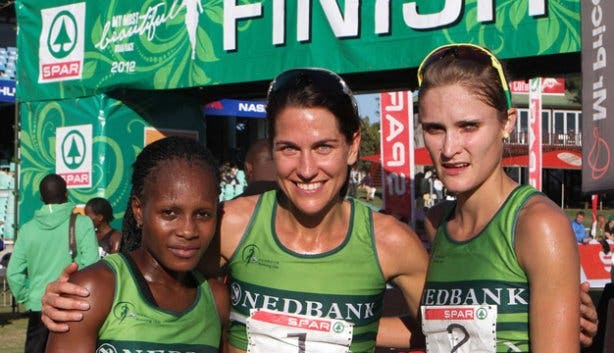 Spar Women's 10km race