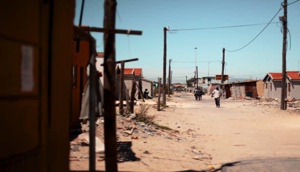 township zuid-afrika