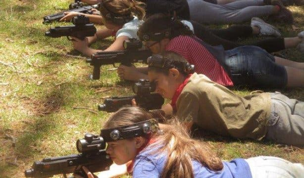 Battlefield Live in SA 4