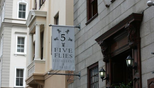 Five Flies