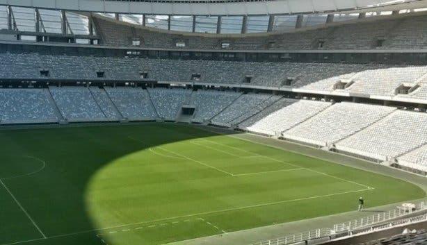 Cape Town Stadium Experience, Cape Town Stadium