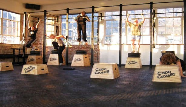 Cape Crossfit Gym