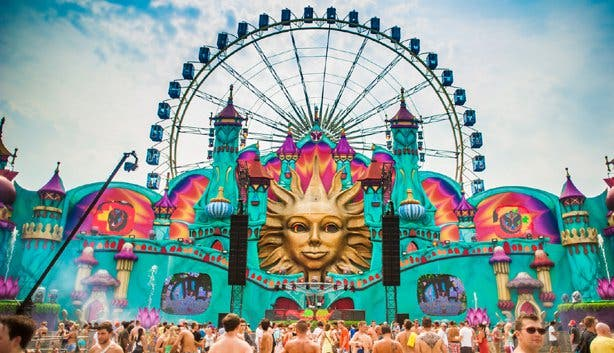 Tomorrowland Belgium