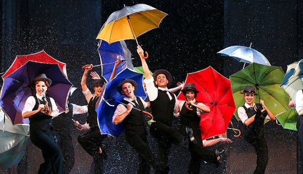 Grant Almirall Singing in the Rain Group
