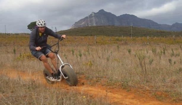 Scootours Flow Trail Stellenbosch