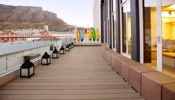 Fire and Ice Hotel Cape Town 4