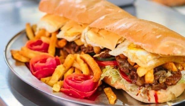 Miriam's Kitchen gatsby sandwich