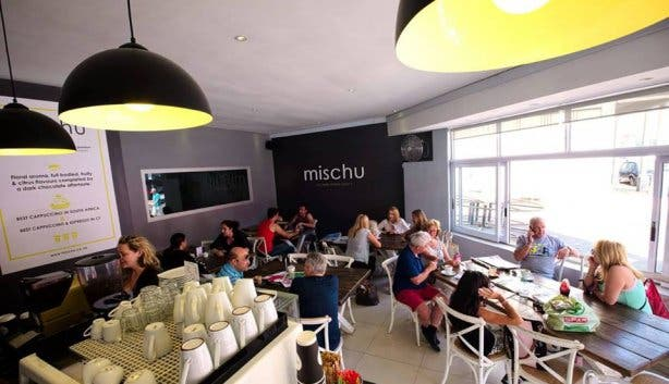 mischu coffee sea point