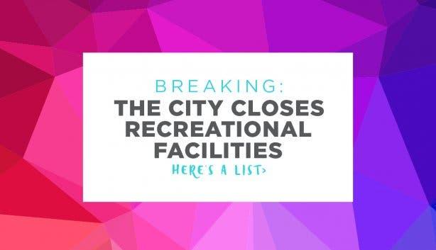 City-of-cape-town-closes-public-facilities