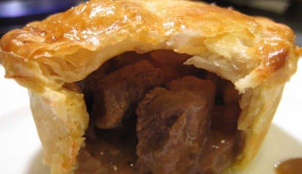 Home made pie 2