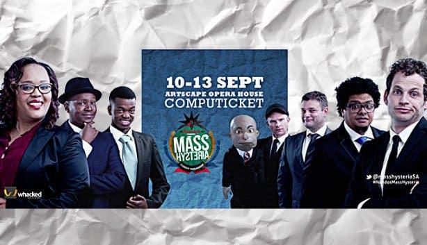 Mass Hysteria Comedy Show Cape Town