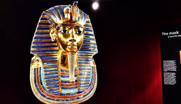 Tutankhamun - His Tomb and His Treasures 1