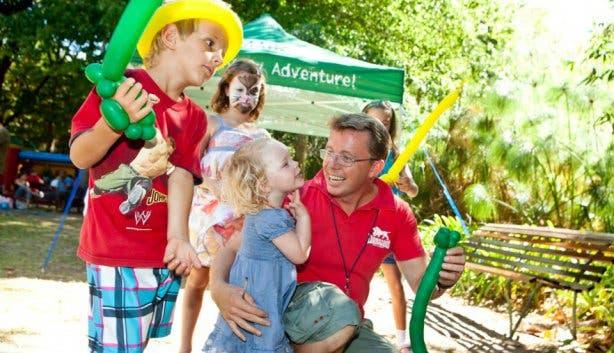 Op vakantie naar Zuid-Afrika met kinderen