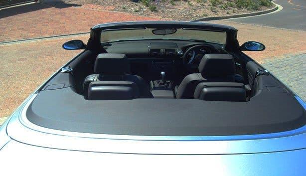 BMW 135i Cab 2