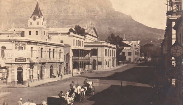 Kaaps Afrikaans Cape Town History