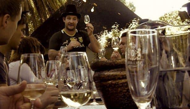 riaan wine tasting course