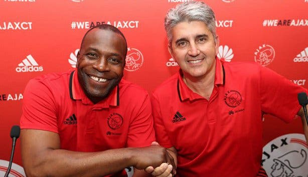 Ajax Cape Town Stanley Menzo