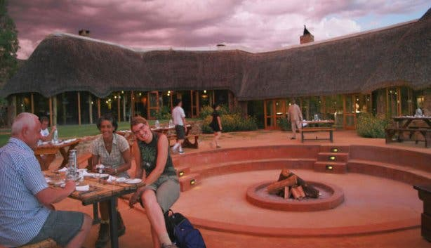 Main Guesthouse Aquila Game Reserve
