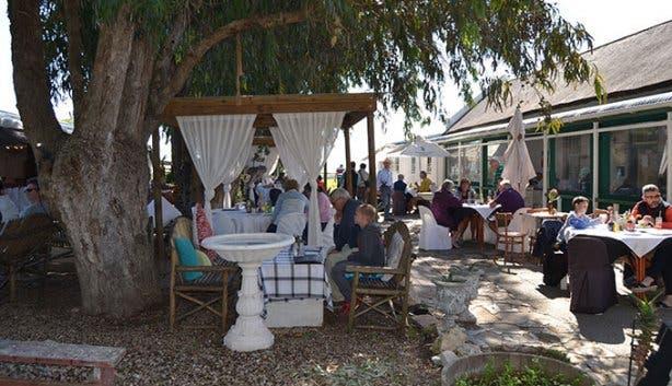 West Coast National Park 2016 Geelbek Restaurant 1