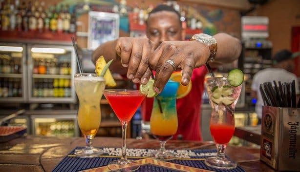 Rafikis Cocktails