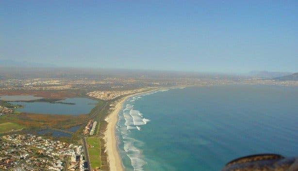 Kapstadt von oben 4