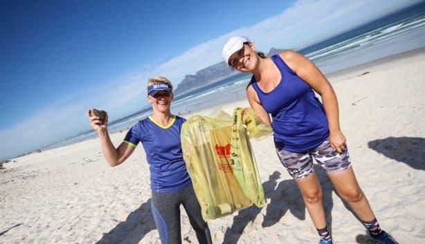 Plastic Free Oceans Beach Series 2
