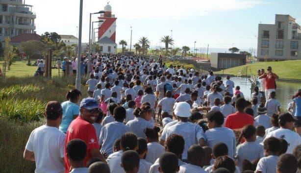 Cape Town Marathon Seapoint