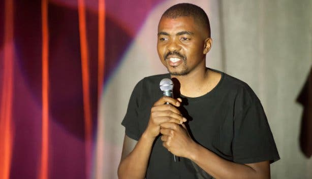 loyiso gola cape town comedy club