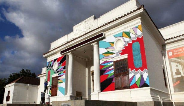 South Africa National Gallery Kapstadt