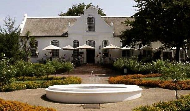 Neethlingshof wine estate