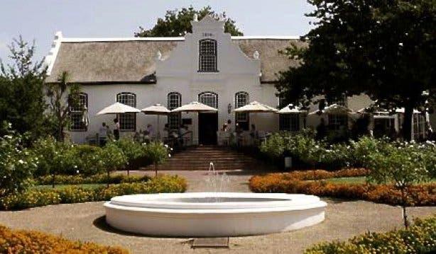 Neethlingshof wine estate