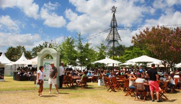 Stellenbosch Wine Festival 1
