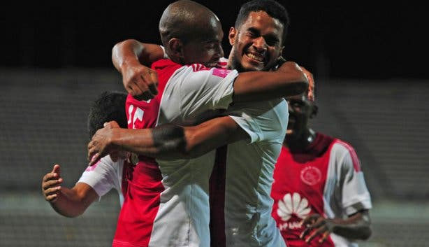 Ajax Cape Town Soccer Team 2016