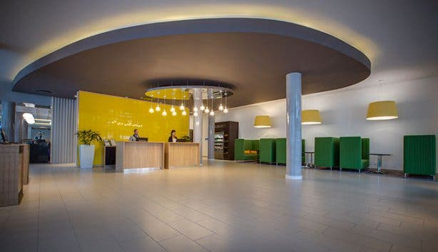 Park Inn by Radisson Cape Town Newlands Lobby