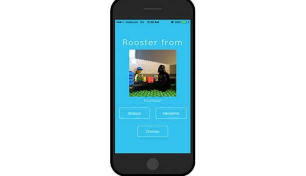 Rooster Mornings App