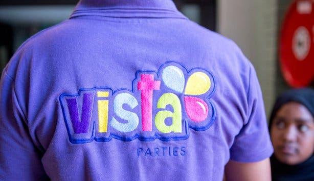 Vista Parties Logo