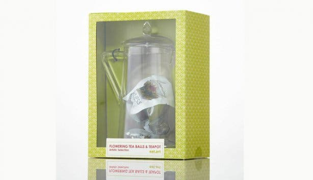 Tidy and Co Flowering Tea Christmas Present